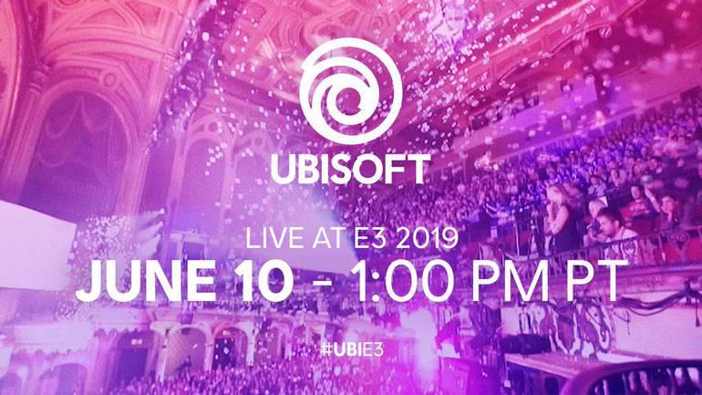 Conferência Ubisoft E3 2019