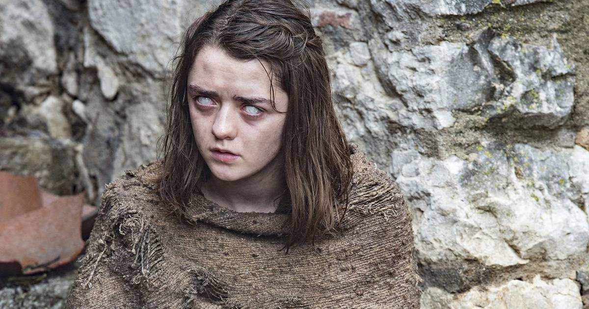 Game of Thrones   Arya apanha em seu treinamento de combate em nova cena da sexta temporada