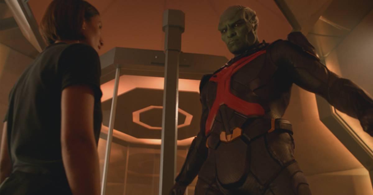 Supergirl | Trailer do retorno da pausa de fim de ano tem Caçador de Marte e mais
