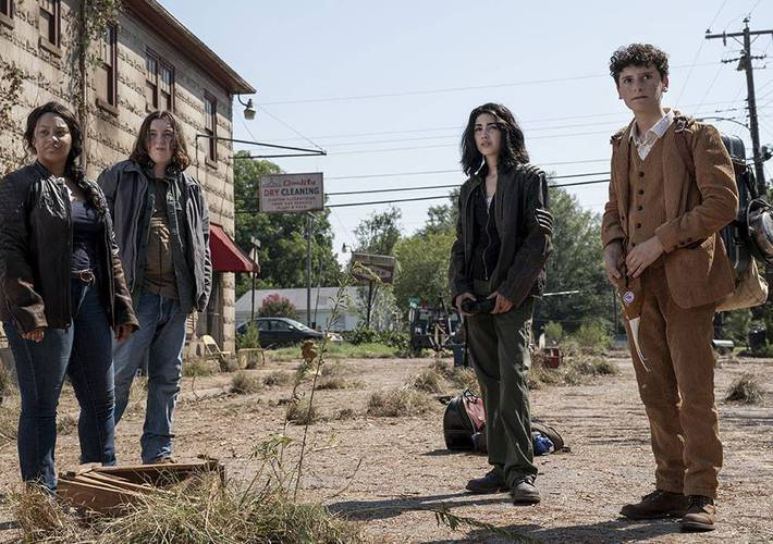 Elenco de The Walking Dead: World Beyond