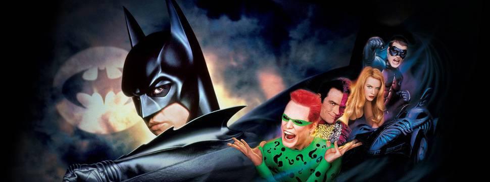 """Estamos prontos para versão """"sombria"""" de Batman Eternamente?"""