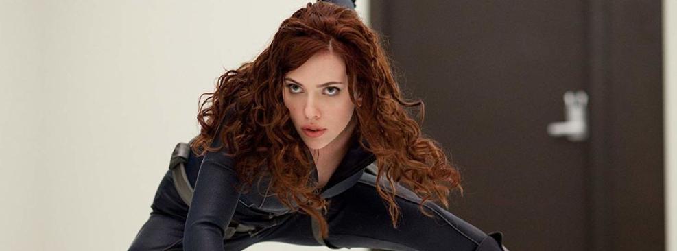 Scarlett Johansson em Homem de Ferro 2