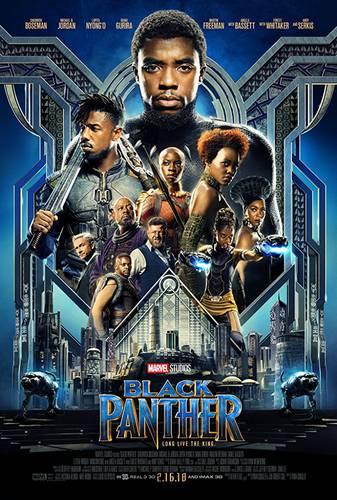Cartaz de Pantera Negra