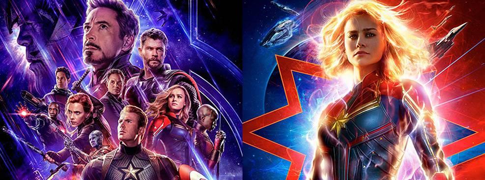 Vingadores: Ultimato/Capitã Marvel