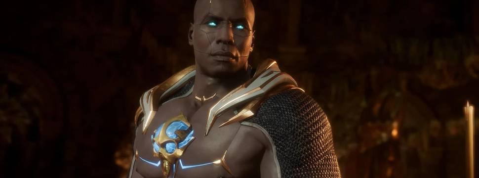 The Enemy - Mortal Kombat 11: Estúdio de Scribblenauts