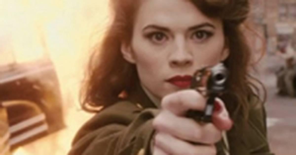 Os Vingadores 2 terá participação de Hayley Atwell, a Agente Carter