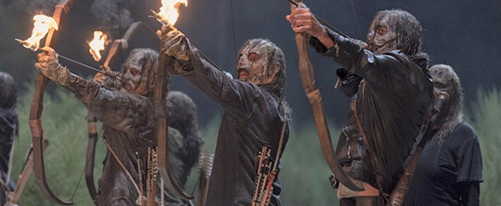 S10E11 de The Walking Dead