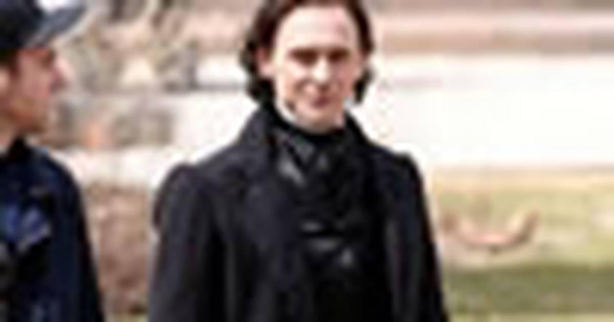 Crimson Peak | Veja Tom Hiddleston no set do terror de Guillermo Del Toro