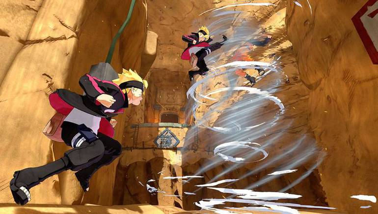 Naruto to boruto shinobi striker apk