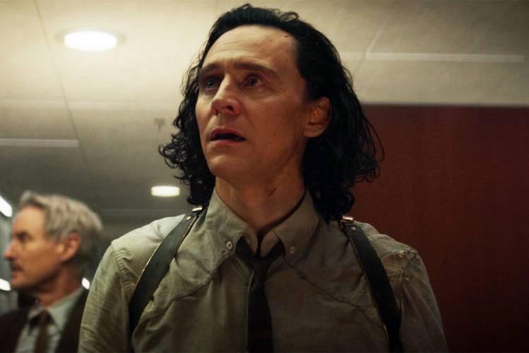 Tom Hiddleston em Loki