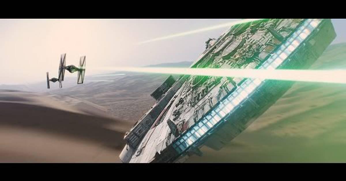 Star Wars - O Despertar da Força | George Lucas diz que não viu o primeiro trailer