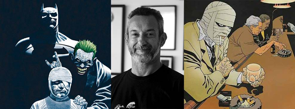 [Eventos de Quadrinhos] CCXP 2019 - Primeiros nomes confirmados - Página 31 Eduardo-Risso-CCXP_otmioJg