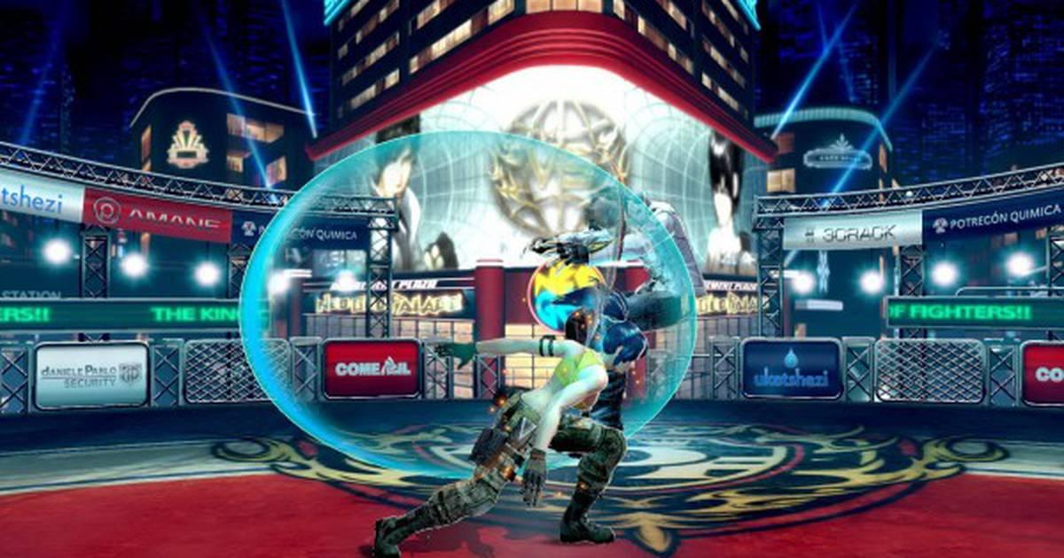 The King Of Fighters Xiv - The King of Fighters XIV terá Leona e Chang; assista ao vídeo - The Enemy