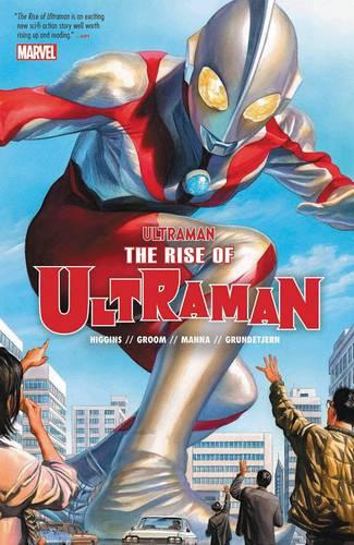 Ultraman, em arte de Alex Ross