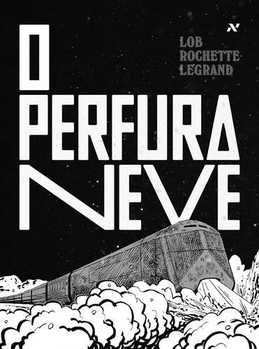 Capa brasileira de O Perfuraneve