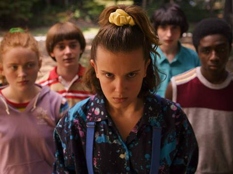 Personagens da 3ª temporada de Stranger Things