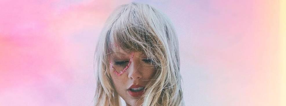 Taylor Swift | Lover estreia no topo das paradas nos EUA