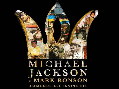 Michael Jackson x Mark Ronson: Diamonds are Invincible/Divulgação