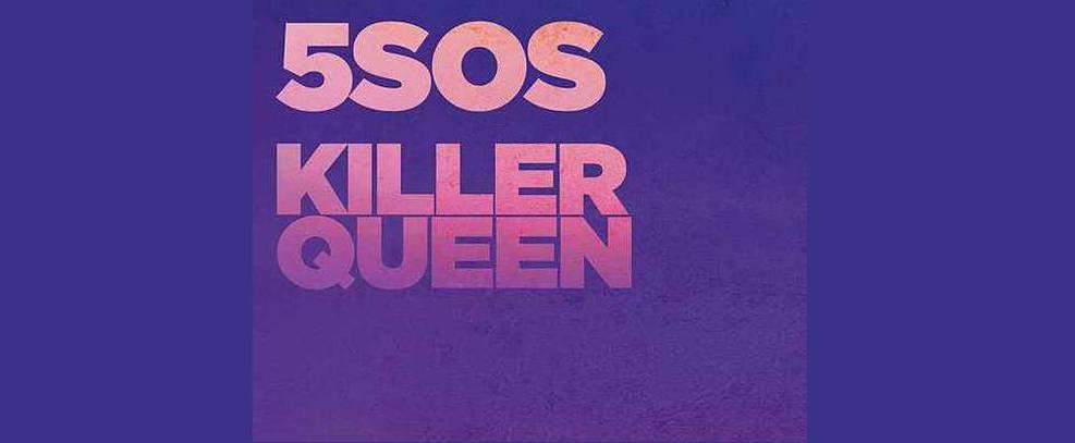 "5 Seconds of Summer lança cover de ""Killer Queen"", do Queen"