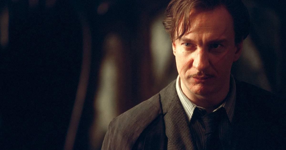 Harry Pottter   J.K. Rowling se desculpa pela morte de Remo Lupin