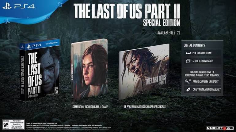 Tudo o que sabemos sobre The Last of Us Part II