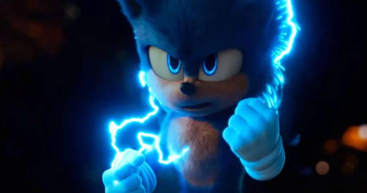 Paramount oficializa sequência de Sonic: O Filme