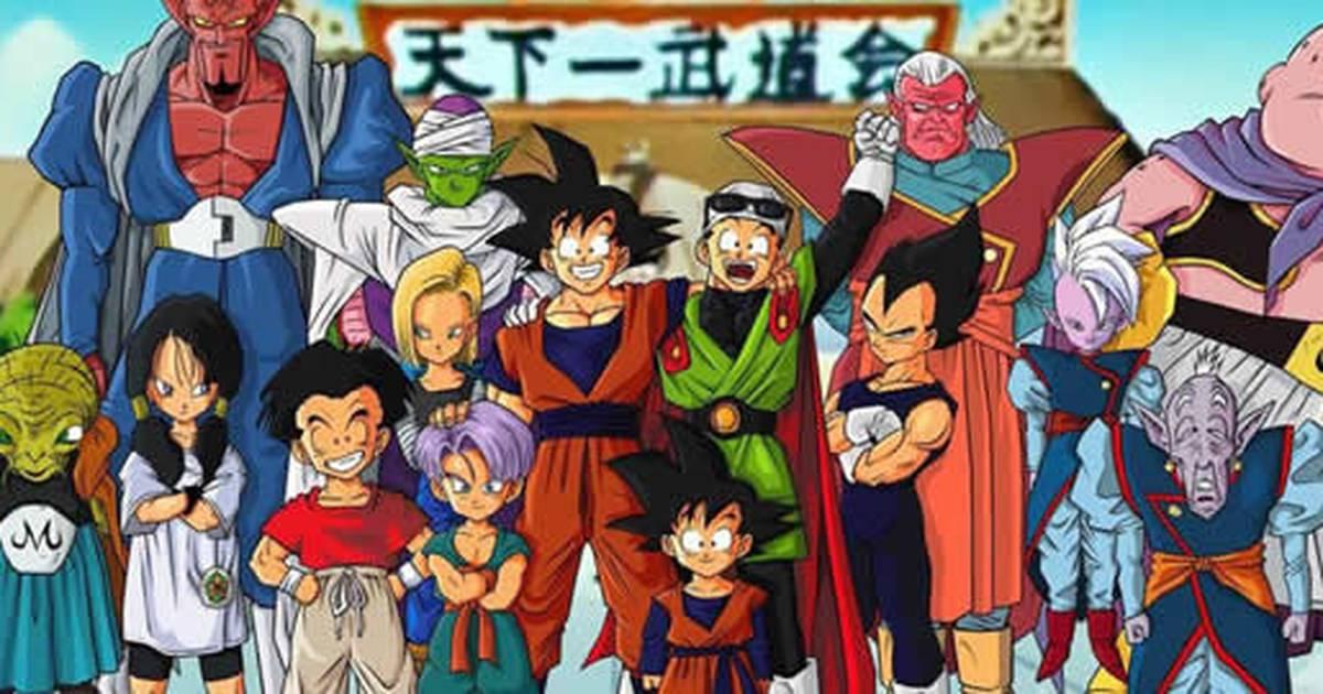 Dragon Ball ganhará novo anime para a TV depois de 18 anos
