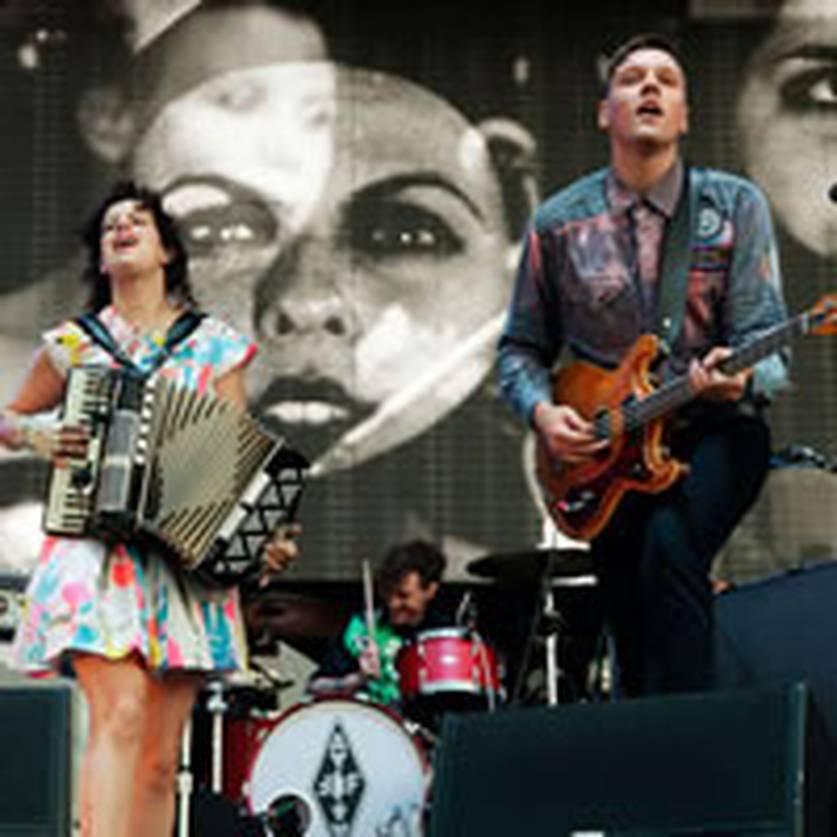 Lollapalooza Brasil confirma Arcade Fire, Muse e Soundgarden