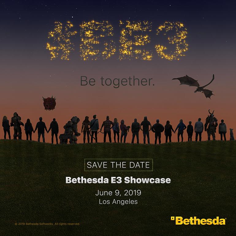Conferência Bethesda E3 2019