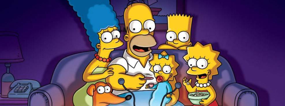 Foto de Os Simpsons