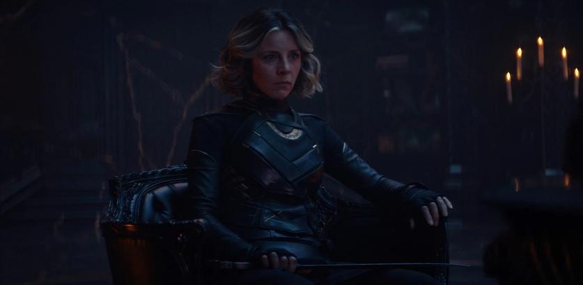 Sophia di Martino em Loki