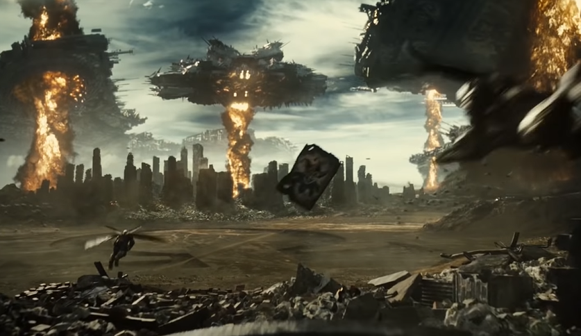 Snyder Cut de Liga da Justiça