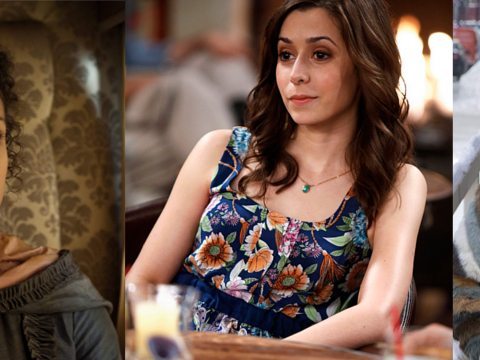 Belle/DavidAppleby; How I Met Your Mother/Cliff Lipson/CBS;Fargo/FX - Divulgação