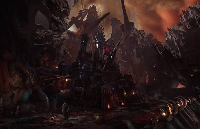 Confira as primeiras imagens de Lord of the Rings: Gollum 13