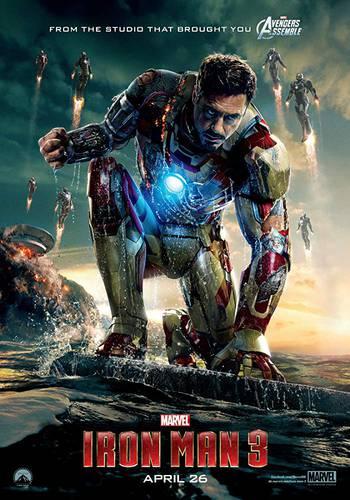Cartaz de Homem de Ferro 3