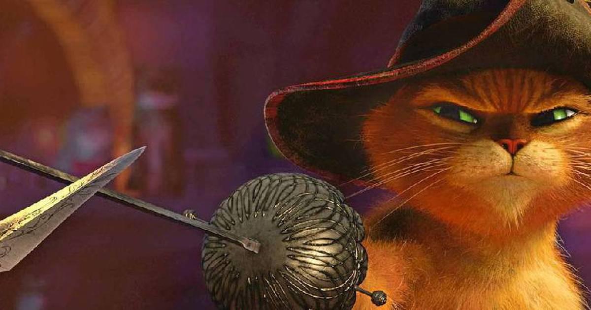 Gato De Botas 2 Diretor De Aranhaverso Vai Comandar A Sequencia