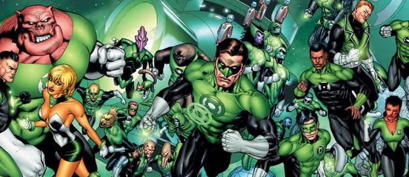 Tropa dos Lanternas Verde/DC Comics