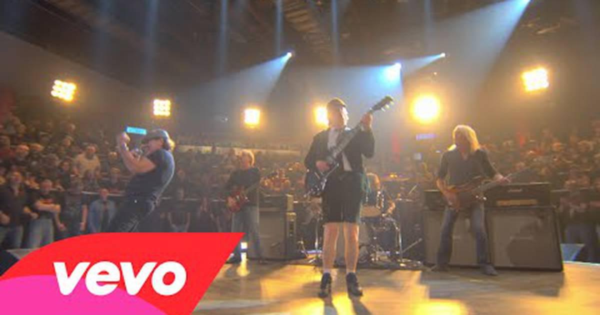 AC/DC libera novo álbum na íntegra - ouça