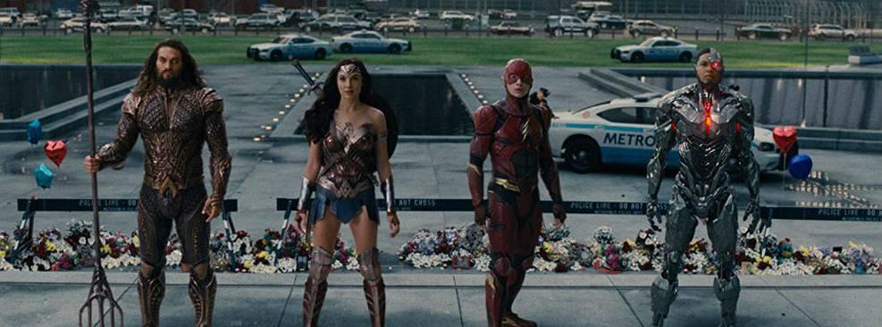 Liga da Justiça   A versão de Zack Snyder revelada nas redes sociais