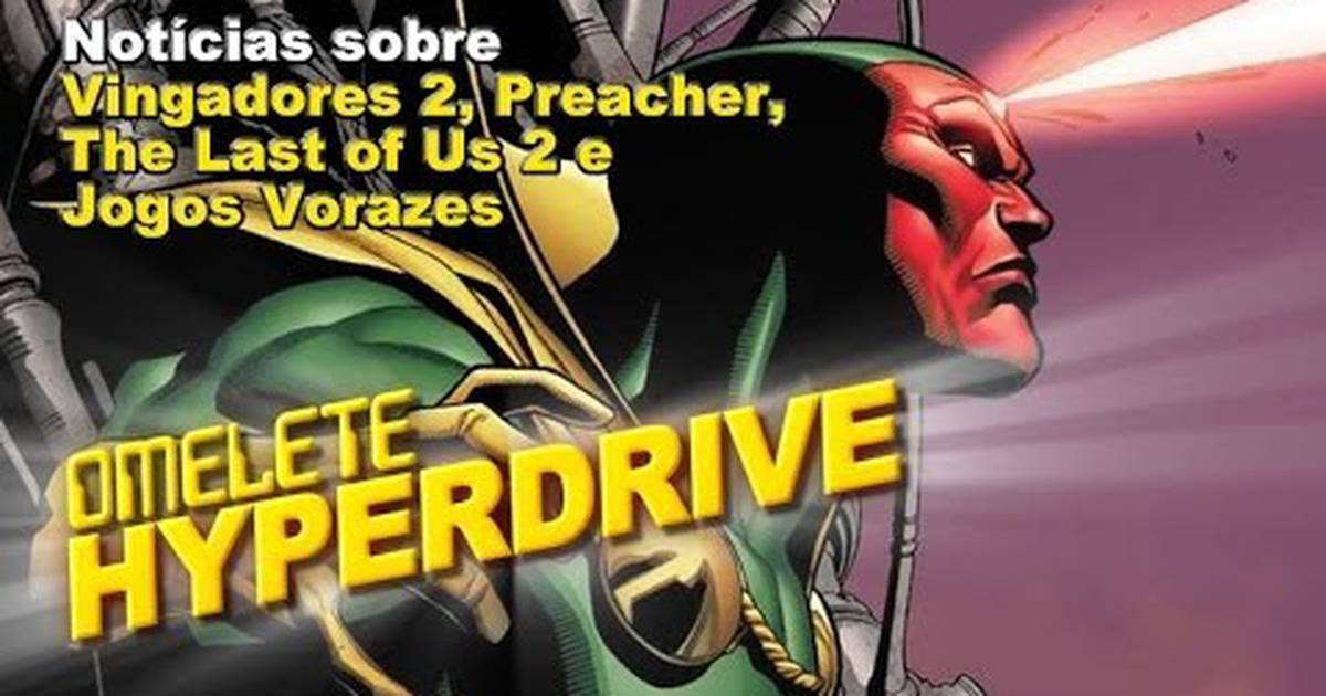 Os Vingadores 2 terá Paul Bettany como Visão [ATUALIZADO]