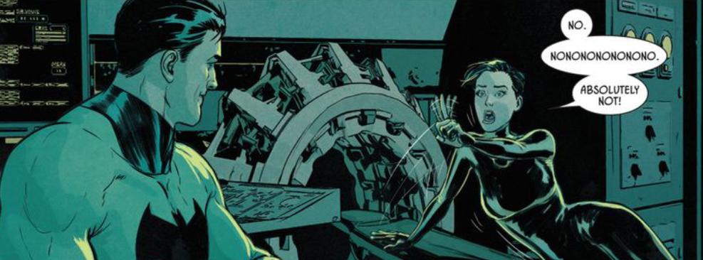 Batman e Mulher-Gato descobrem que serão pais em prévia de HQ