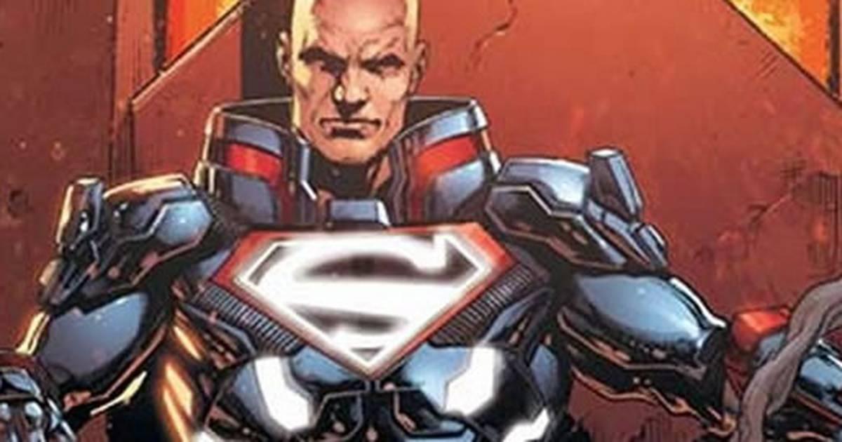 Liga da Justiça   HQ explica como Lex Luthor virou Superman