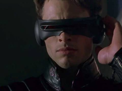 James Marsden em X-Men/20th Century Studios