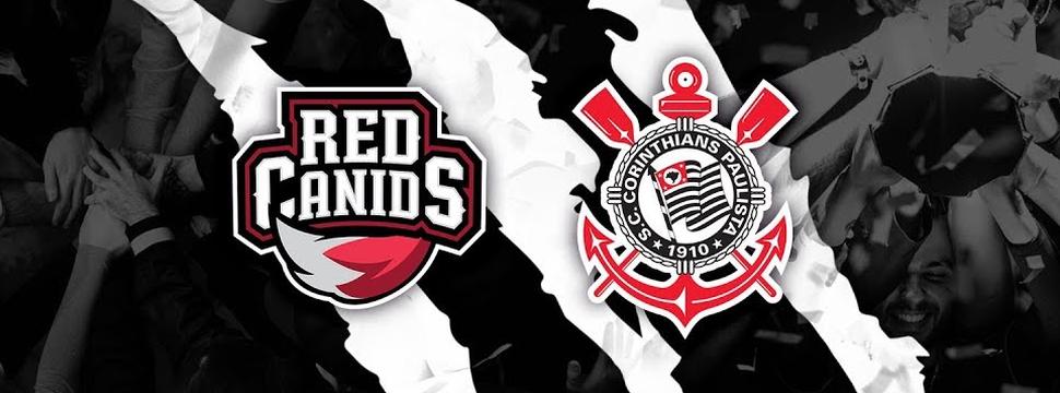 The Enemy - RED Canids termina parceria com o Corinthians 51d19941f877f