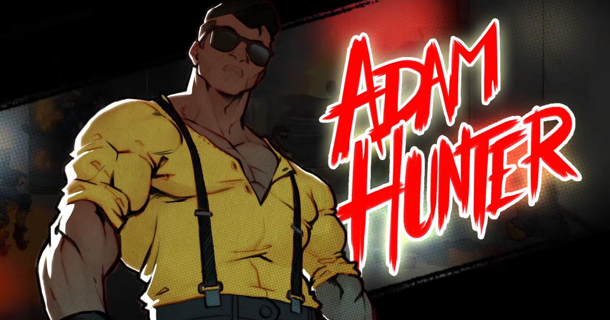 Encerramentos de Animes. Adam-hunter