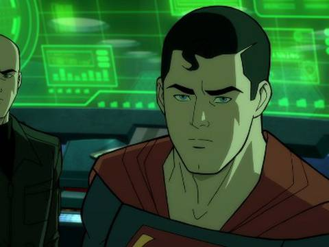 Zachary Quinto e Darren Criss dublam nova animação do Superman