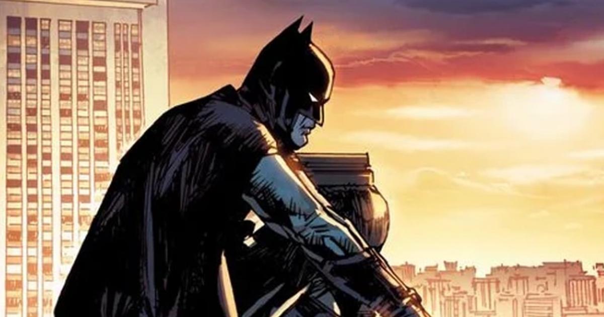 Batman em São Paulo