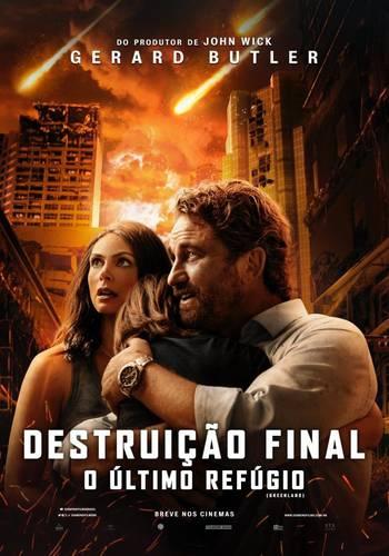 Pôster de Destruição Final