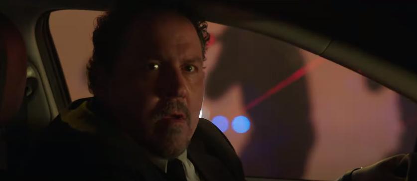 Jon Favreau em cena de Homem-Aranha: Sem Volta Para Casa