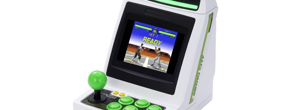 Sega anuncia mini fliperama com jogos clássicos 4